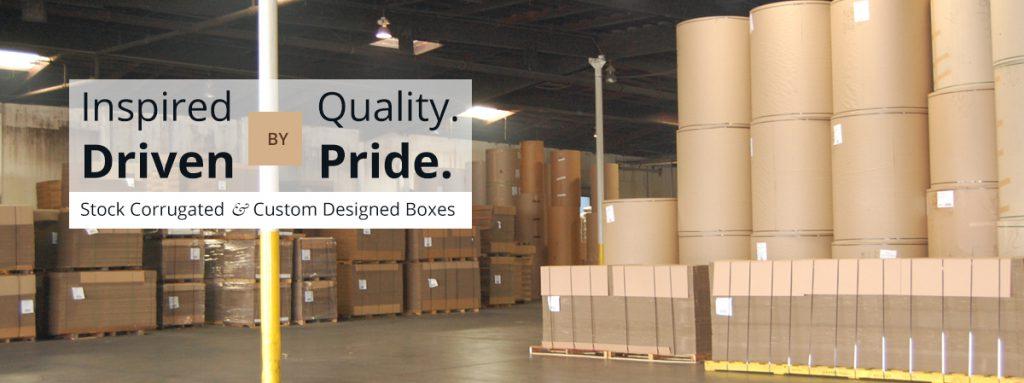 Santa Fe Springs Corrugated Custom Box Design Packaing Los Angeles Southern California